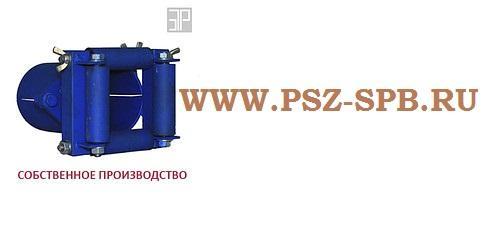 Вводной патрубок с 4-мя роликами ВП4 152 152-166мм - САНКТ-ПЕТЕРБУРГ