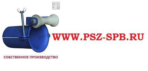 Вводной патрубок с одним роликом ВП1 57 57-62мм - САНКТ-ПЕТЕРБУРГ