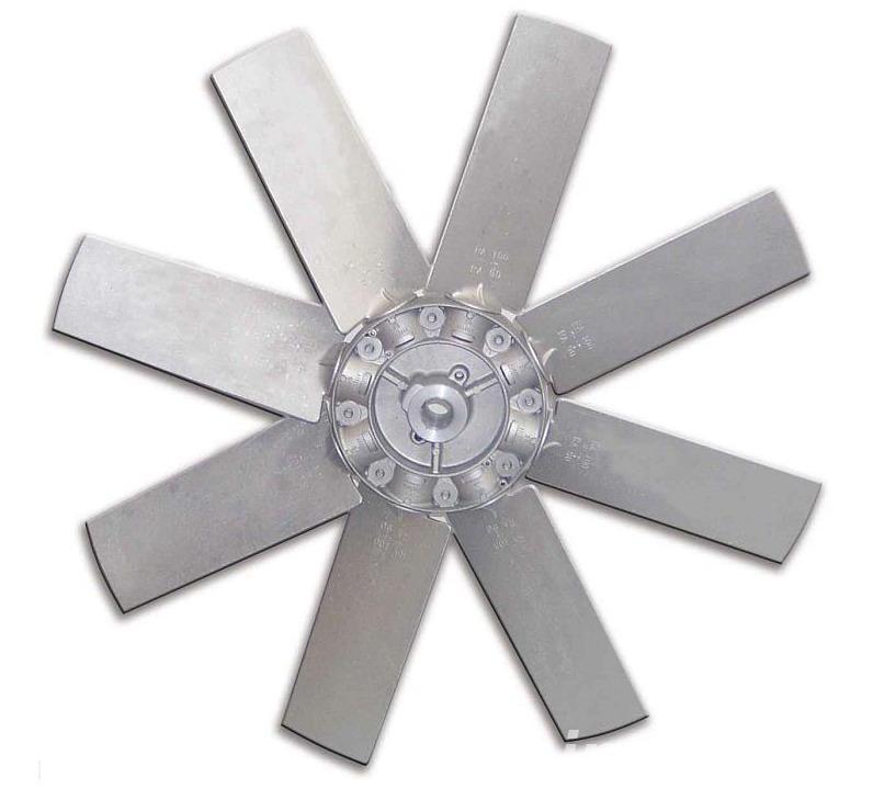 Крыльчатка осевого вентилятора - ВОЛОГДА