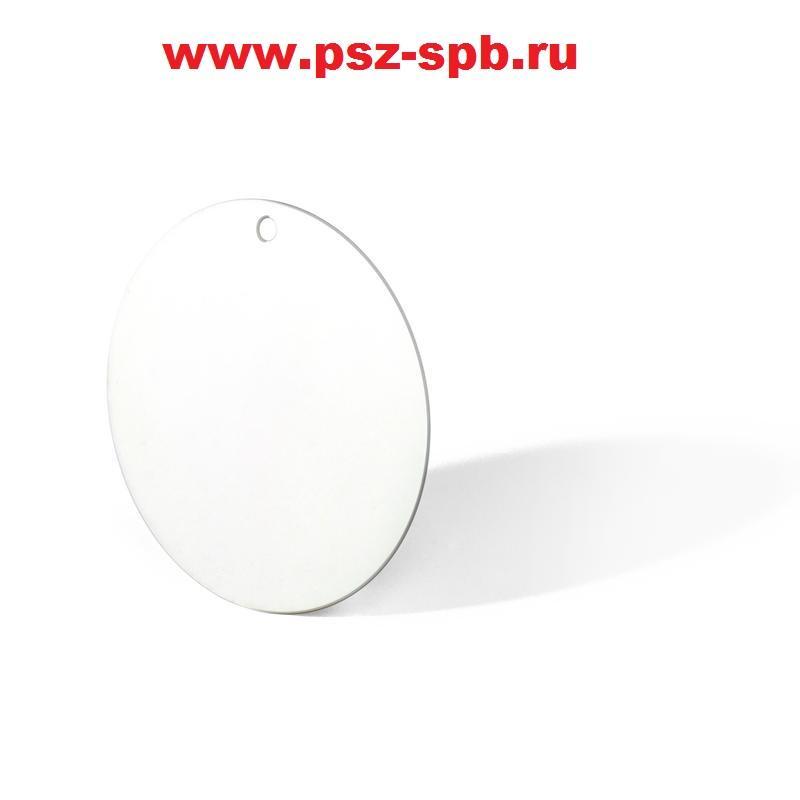 Бирка кабельная маркировочная круглая Модель У-135М - САНКТ-ПЕТЕРБУРГ