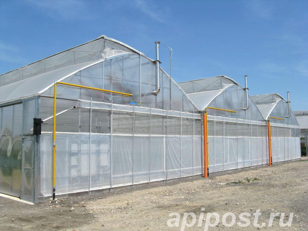 Теплица промышленная фермерская MULTY - МОСКВА