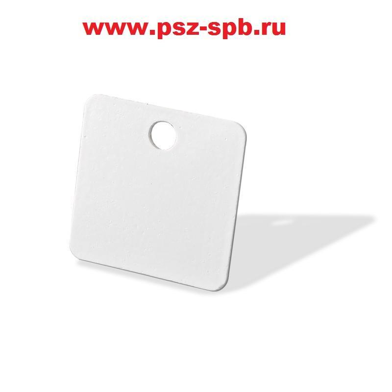 Бирка кабельная маркировочная квадратная Модель У-153 - САНКТ-ПЕТЕРБУРГ