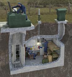 Строим бункер на даче в Ростове-на-Дону