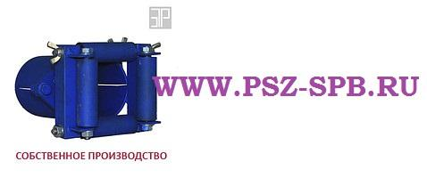 Вводной патрубок с 4-мя роликами ВП4 140 140-153мм - САНКТ-ПЕТЕРБУРГ