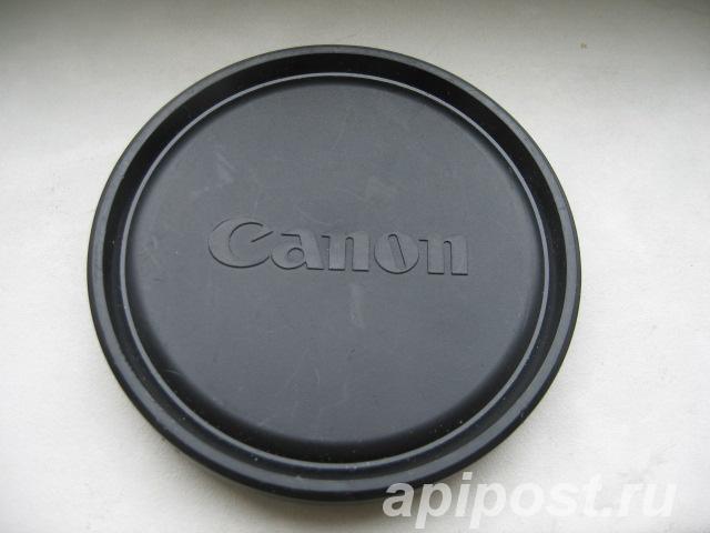 Крышка CANON для телевизионной оптики - МОСКВА