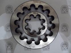Восстановление резьбы плашкой М75х1,5