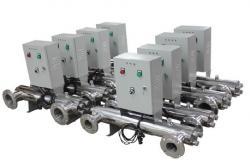 Бактерицидная установка YLCn-600 25 м3 ч
