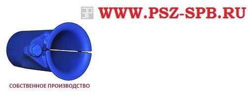 Вводной патрубок простой ВП168 168-185мм - САНКТ-ПЕТЕРБУРГ
