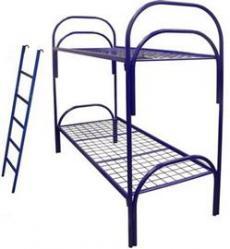 Двухъярусные кровати для детских лагерей и пансионатов