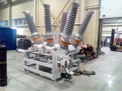 Поставки высоковольтного оборудования 6 кВ 220 кВ
