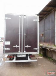 Ворота на грузовой автотранспорт, каркасы, борта, полы