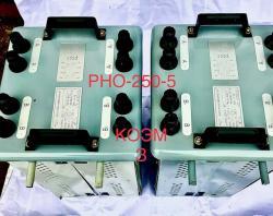 Автотрансформатор РНО-250-5