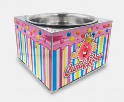 Аппарат для фигурной ваты Candyman Version 3