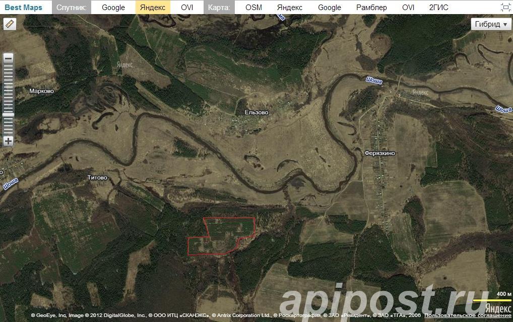 Продам участок 10 сот, земли сельхозназначения (СНТ, ДНП) - ТВЕРЬ