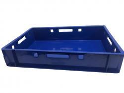 Ящик пластиковый, мясной Е1 Арт. 205.