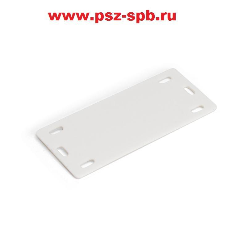 Бирки маркировочные пластиковые под хомуты Модель У-212М - САНКТ-ПЕТЕРБУРГ