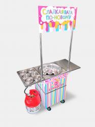 Аппарат для фигурной сладкой ваты Candyman Ver. 2