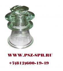 стеклянный штыревой изолятор 20Г