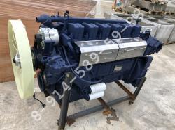 Двигатель Weichai WP10.380 Евро-2 380 л с на Шакман . ..