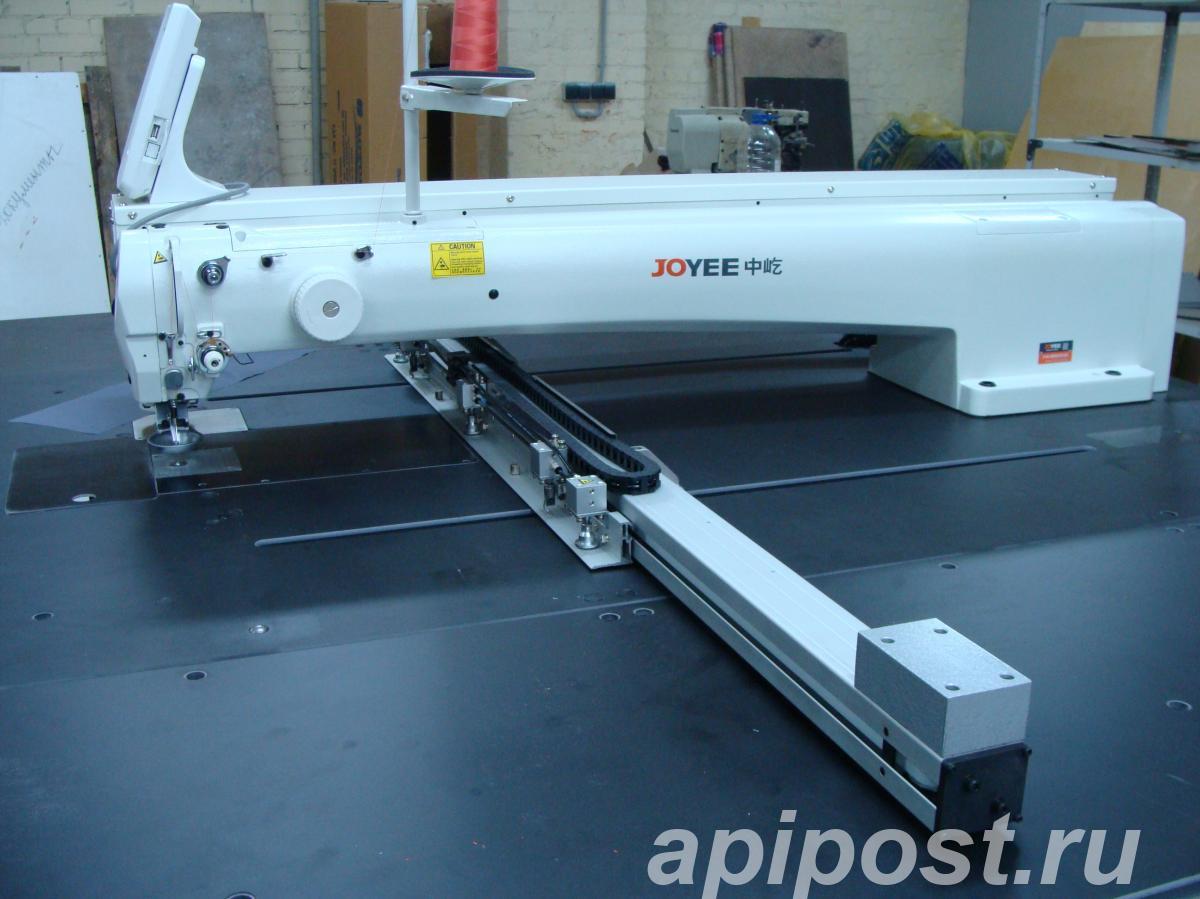 Швейный автомат программируемой строчки JOYEE K5-850Н - САНКТ-ПЕТЕРБУРГ