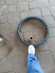 zf-плита стыковки двс ямз