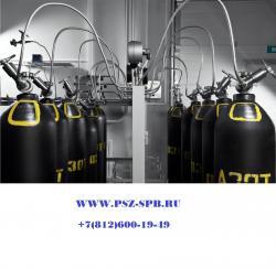 Купить поверочные газовые смеси ГСО ПГС в баллонах