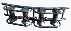 Ролик кабельный угловой KEG 4-11.
