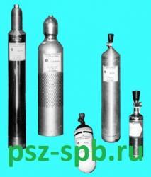 Поверочные газовые смеси ПГС