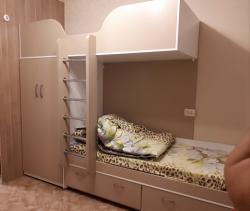Двухъярусная кровать изготовим по вашим размерам и проекту