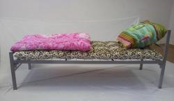 С доставкой металлические кровати оптом