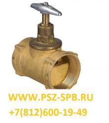 Вентиль пожарный прямой ДУ-50