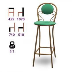 Барные стулья Ампир бар и другие модели.