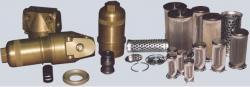 Фильтры ФГС гидравлические сетчатые