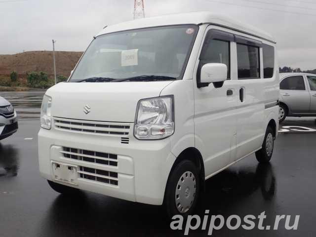 Грузопассажирский микроавтобус Suzuki Every кузов DA17V... - МОСКВА