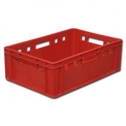 Ящик пластиковый, мясной Е2, Арт. 207.