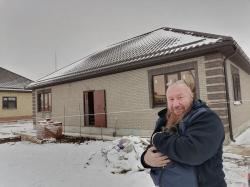 Строительство дома с Ракушечника в Крыму