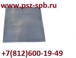 Ковры диэлектрические резиновые 750 750 6мм 2 группа МБС