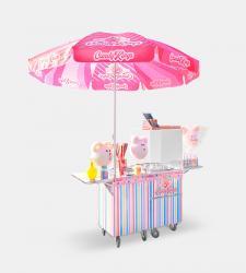 Аппараты для фигурной сахарной ваты Candyman Version 4