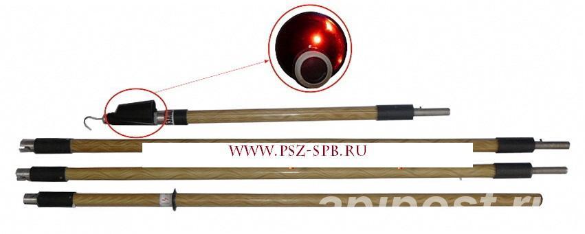 Указатель высокого напряжения УВН 90М-35-220 СЗ ИП - САНКТ-ПЕТЕРБУРГ