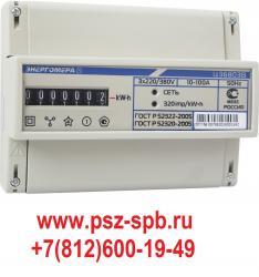 Счетчик электроэнергии ПСЧ-4ТМ. 05МК