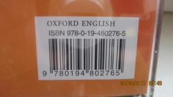 OXFORD ENGLISH английский из Оксфорда