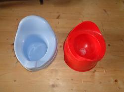Горшочки детские для туалета