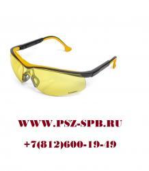 Очки защитные открытые-050 MONACO Strong Glass CONTRAST ...