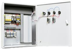 Щит управления вентиляцией и вентилятором ЩУВ до 800 кВт