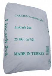 Микрокальцит LinCarb 2xk Турция 25 кг