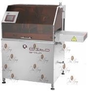 Глазировочная машина ZETA 400 машина для глазирования