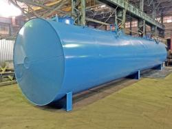 Резервуар стальной вертикальный РВС-100