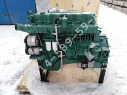 Двигатель FAW CA6DL2-35 Евро-2 для самосвала тягача FAW