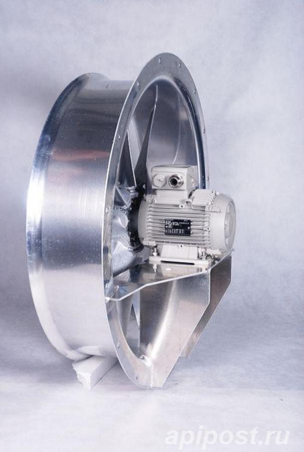 Вентилятор для сушильных камер - ВОЛОГДА