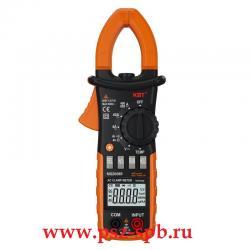 Клещи токовые цифровые Модель MS2008B